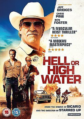 Hell Or High Water       Brand  New Sealed Genuine Uk  Dvd