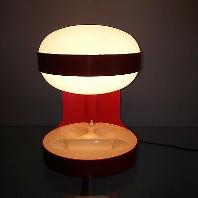 Lampada Tavolo Table Lamp Kartell Kd29 Joe Colombo Vintage