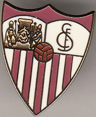 Sevilla ( Spain ) - lapel badge butterfly fitting