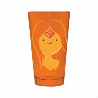 Pint Glass - Adventure Time - Flame Princess 16oz Cup gls-at-fpf