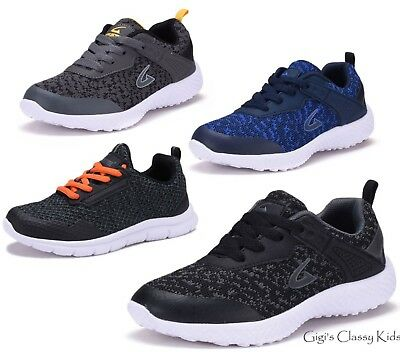 New Boys Girls Tennis Shoes Athletic Sneakers Running Toddlers Kids Youth Casual