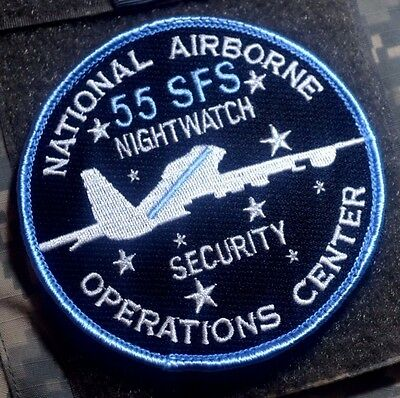 NIGHTWATCH E-4 ADVANCED Airborne Command Post 1st ABN