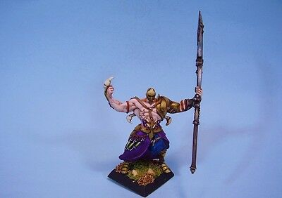 Confrontation painted miniature Dirz Hero Lukhan Cypher
