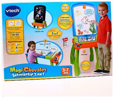 VTech - 193.505 - Maltafel, Staffelei - 3 in 1