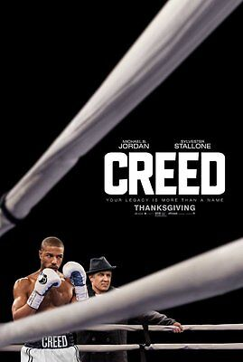 Creed (2015) - Ultraviolet Digital Copy Paper (Aus/NZ) | Sylvester Stallone