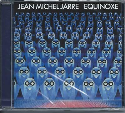 Jean Michel Jarre - Equinoxe CD 2014 NEW/SEALED