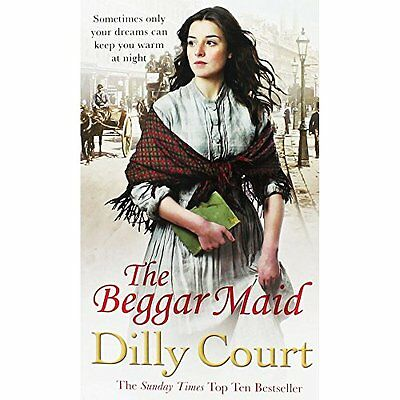 Dilly Court __ The Beggar Maid  __ Brand New __ Freepost Uk