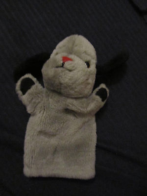 """Sooty & Sweep - Sweep Hand Puppet only with Working Squeaker - 11""""/27cm"""