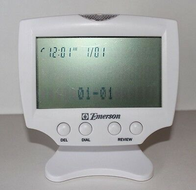 Emerson Caller ID  Large Display (EM50)