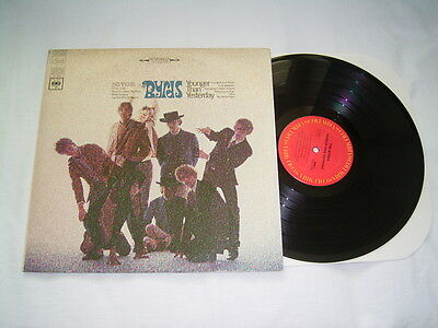 LP - The Byrds Younger than Yesterday - US # cleaned