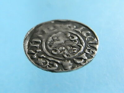 Toned Hammered British Penny Of Henry III Class 7A SALEMVN ON CA 1216~72 (C1051)