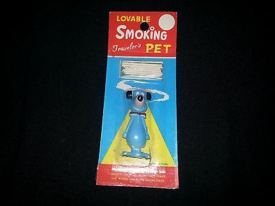 1960's Vintage-HUCKLEBERRY HOUND-LOVABLE SMOKING PET-MOC-Ships Worldwide