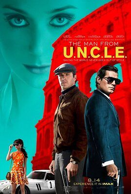 The Man From UNCLE (2015) - Ultraviolet Digital Copy Paper (Aus/NZ)