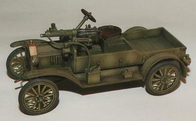 Resicast #351137 1/35 WWI UK Ford Model T Vickers Machine Gun Carrier 1916