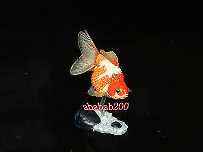 Yujin Aquarium goldfish fish Pearlscale Pt.1 secret figure ( 1 figure )