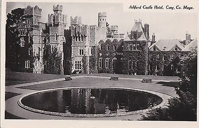 lo irish postcard ireland mayo ashford castle