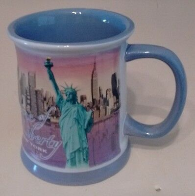 Statue of Liberty  New York City Coffee Mug Liberty Museum Store
