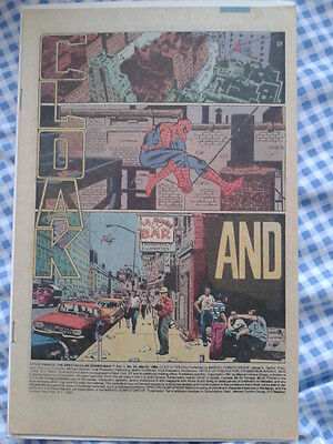 Spectacular Spider-Man 64 (1982) 1st App of Cloak and Dagger