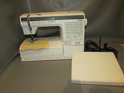 Husqvarna Viking 1090 SEWING MACHINE     FREE SHIPPING
