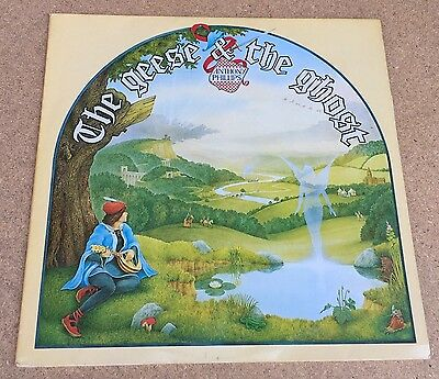 ANTHONY PHILLIPS The Geese And The Ghost 1977 UK Vinyl LP EXCELLENT CONDITION