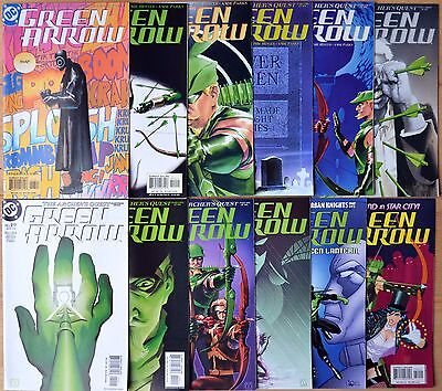 Green Arrow 13 14 15 16 17 18 19 20 21 22 23 24 Kevin Smith Phil Hester
