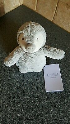 The Little White Company Baby Penguin Comforter Soft Toy New