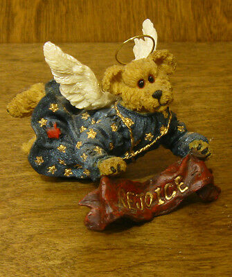 """Boyds Resin Ornament #25731 Angelbright, 2"""", NEW/Box From Retail Store"""