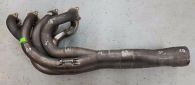 Ford D3 Stainless Headers    Roush Yates Racing Nascar