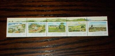 Australia Mint Stamps Colonial Development 1St Issue  10.5.1989