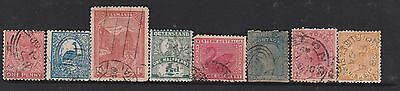 AUSTRALIA STATES. Collection inc all 7 states, Qld 4d,  etc #