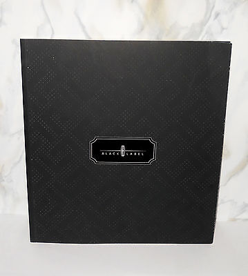 LINCOLN Black Label 2014 Brochure Booklet Literature Full Color Car Auto Oasis