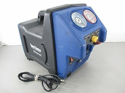 Mastercool Air Conditioning Twin Turbo Refrigerant Recovery Machine 69300