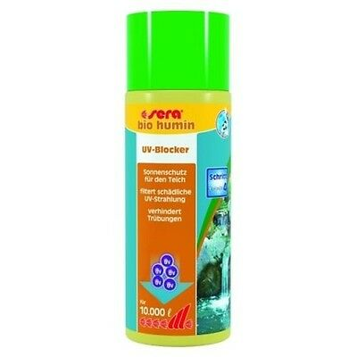 Sera Pond Organic Humin, for crystal clear Water in Garden Pond
