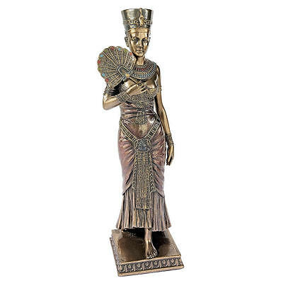 Egyptian Queen Nefertiti Nafteta Beauty Has Come Statue Lady of Grace Sculpture