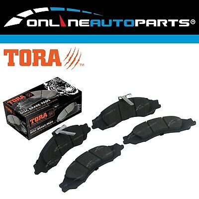 Front Disc Brake Pads Holden Commodore VT VX VU VY VZ Sedan Ute Wagon 97-06 Set