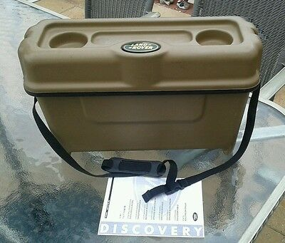 Land rover discovery 2 toy, storage bin.