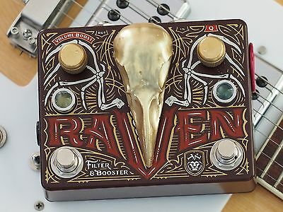 DrNo Troy Van Leeuwen Raven Filter and Boost