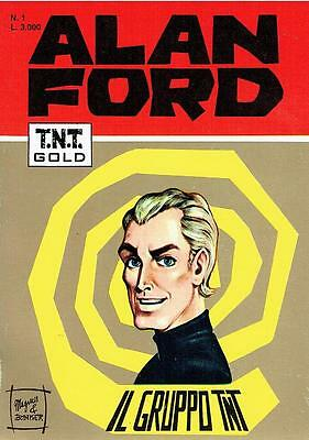 Alan Ford TNT Gold n.1 - Max Bunker