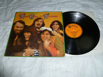 PURE LOVE & PLEASURE-a record of..'70 UK! STATESIDE LP ORIG. PSYCH GEM