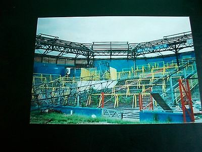 "MILLWALL FOOTBALL CLUB   THE DEN DERELICT  (BB) Photo 6""x4"" REPRINT"