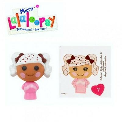 Lalaloopsy - Micro Welt - Surprise Pack Serie 2 - Puppe 7