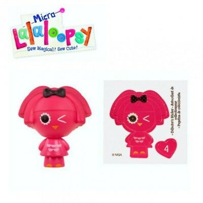 Lalaloopsy - Micro Welt - Surprise Pack Serie 2 - Puppe 4