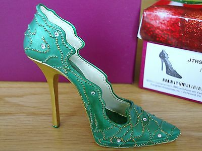Just The Right Shoe - Intimacies, 2011 Christmas Shoe