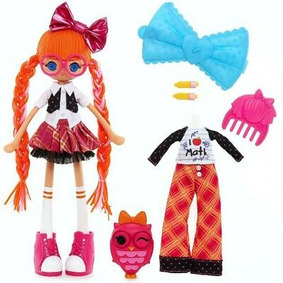 Lalaloopsy - Girls Deluxe Puppe Bea Spells a Lot & Kleidung 23cm
