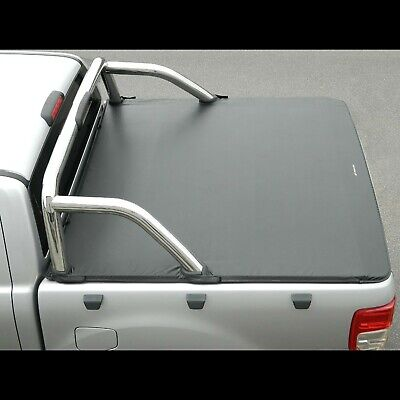 Soft Lid telo per roll bar copertura cassone Ford Ranger Double Cab dal 2012