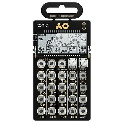 TEENAGE ENGINEERING Po 32 Tonic  Drum synthesizer and sequencer