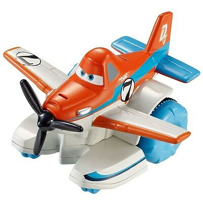 Disney Planes 2 - Hydro Wheels Badespielzeug Dusty Pontoon