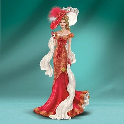 Vision of a Hopeful Heart - Heart and Soul  Lady Figurine  Bradford Exchange