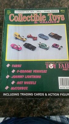 Attic Books Ltd.  Collectible Toys and Values #31  June 1993