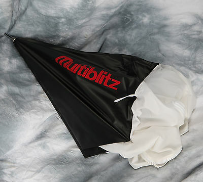 Multiblitz 78cm Umbrella Box - 7mm Stem